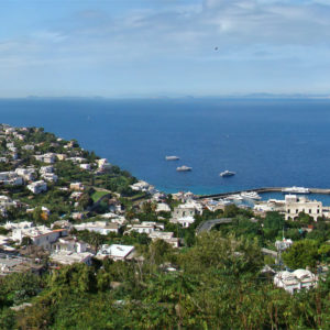 Campanie, Ile de Capri